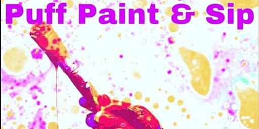 HookahMan and PowerUpJune presents PuffPaint&Sip Hosted by Ariel and Felicia
