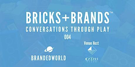 Bricks+Brands: Conversations Through Play 04 tickets