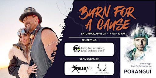 Paleo f(x)™ Presents: Charity Celebration 2020 - Burn For A Cause