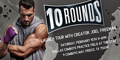 10 Rounds Tour w/ Joel Freeman