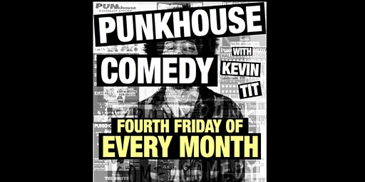 Punkhouse Comedy at Songbyrd Vinyl Lounge