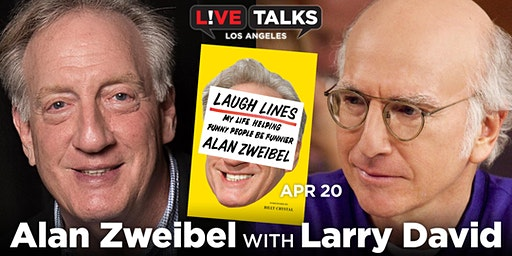 Alan Zweibel in conversation with Larry David