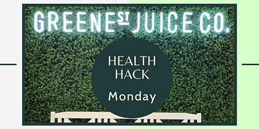 Health Hack Monday