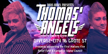 THOMAS' ANGELS: A Charity Variety Show tickets