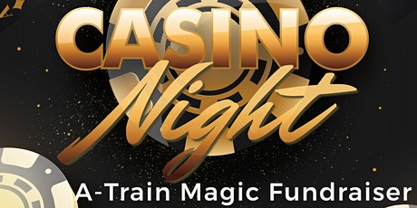Casino Night | A-Train for Youth Fundraiser tickets