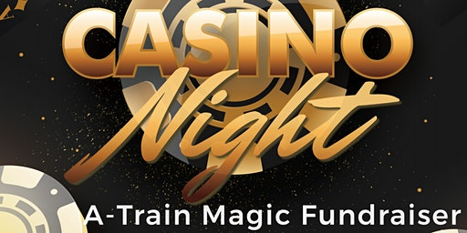 Casino Night | A-Train for Youth Fundraiser