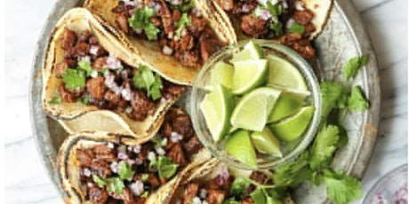 Tacos & Tequila Tuesday Happy Hour @ The  Bureau Bar & Restaurant tickets