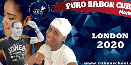 Puro Sabor Cubano Dance & Musicality Workshop by DCubanSchool (April) tickets