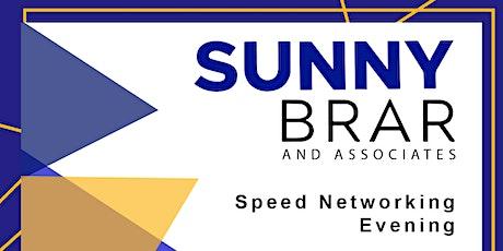 Speed Networking Evening tickets