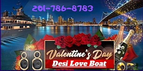 Valentine Party on the Cruise : Desi Love Boat tickets
