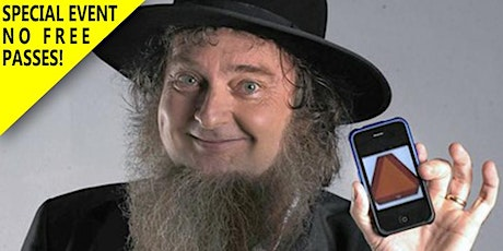 SPECIAL EVENT: Raymond the Amish Comic  tickets