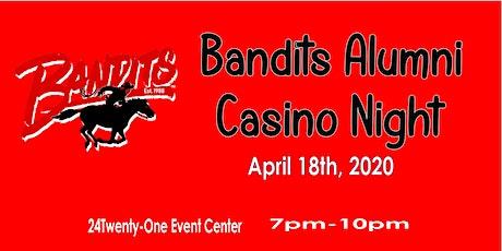 Port Charlotte Bandits Alumni Casino Night tickets