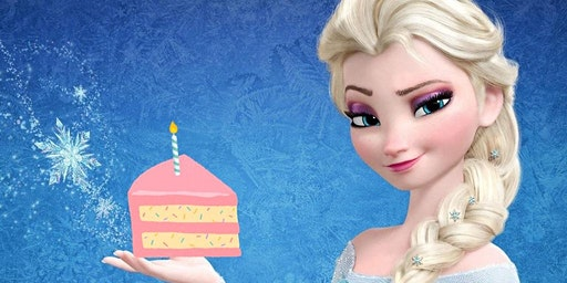 Frozen cake event