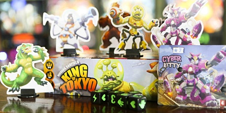 King of Tokyo - Board Game Morning! tickets