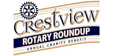 Crestview Rotary's 2020 Rotary Roundup Charity Dinner tickets