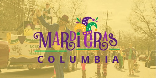 10th Annual Mardi Gras Columbia
