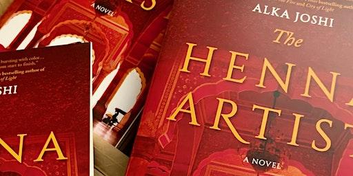 The Henna Artist Book Launch