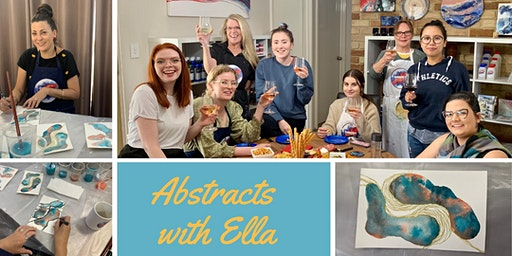 "Painting with ""Ella G Art"""