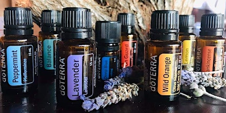 Nature's Solutions- An Introduction to Essential Oils tickets
