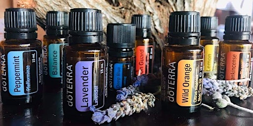 Nature's Solutions- An Introduction to Essential Oils