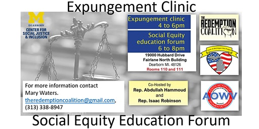 2020 Expungement Clinic and Social Equity