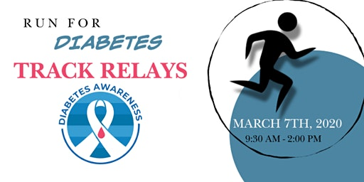 Run for Diabetes Track Relays