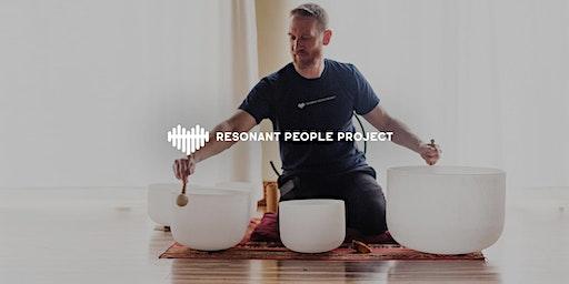Resonant People Sound Bath
