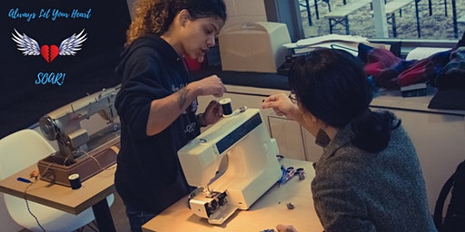Sip And Sew With Nini D. At 734 Brewing Co.