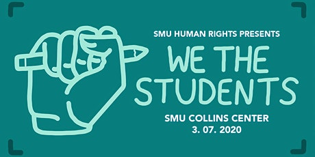 2020 We The Students Symposium tickets