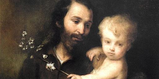 Feast Day of St. Joseph the Worker Outdoor Mass