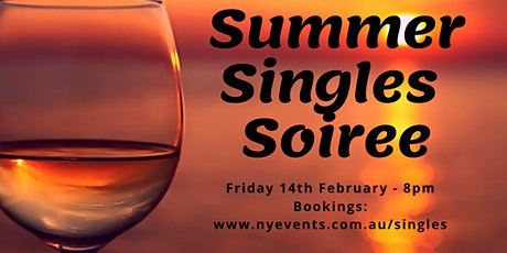 Summer Singles Soiree tickets