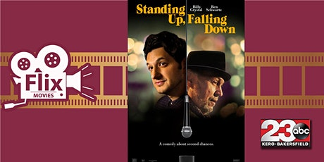 Flix: Standing Up, Falling Down tickets