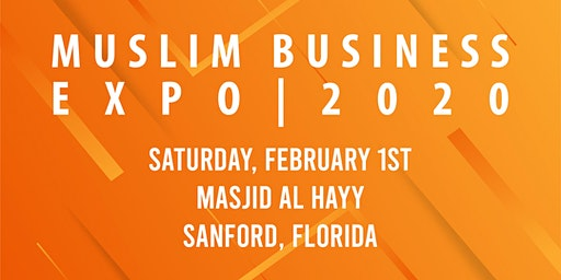 MUSLIM BUSINESS EXPO 2020