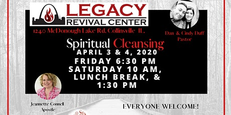 Spiritual Cleansing Conference tickets