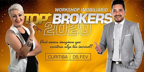 TOP BROKERS Training Show | Curitiba-PR ingressos