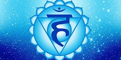 Throat Chakra Sound Healing tickets