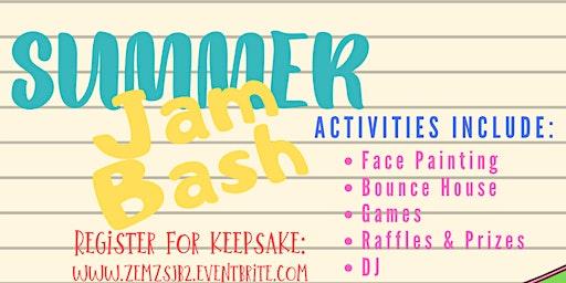 Summer Jam Bash