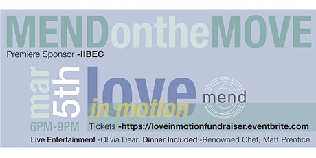 Love in Motion tickets