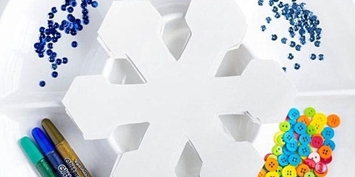 Decorate a Snowflake