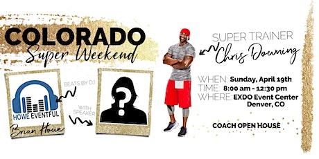 Colorado Beachbody Super Weekend Open House tickets