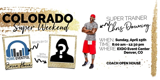 Colorado Beachbody Super Weekend Open House
