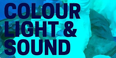 Colour, Light & Sound Healing tickets
