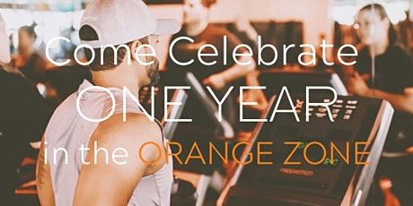 Orangetheory Fitness UTC One Year Anniversary Party tickets
