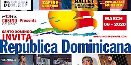 Santo Domingo Invita tickets