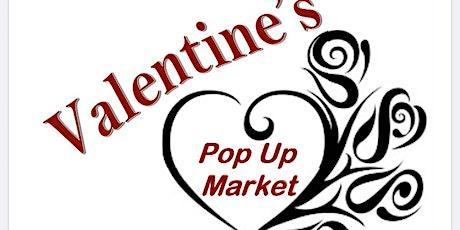 Valentines Pop Up Market  tickets