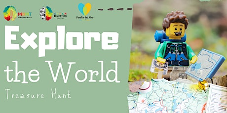 Explore the World Treasure Hunt tickets