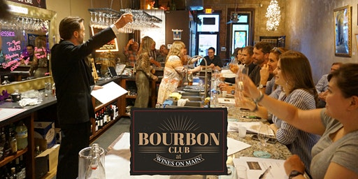 Bourbon Club at Wines on Main with Bourbon Steward Gary Galvin