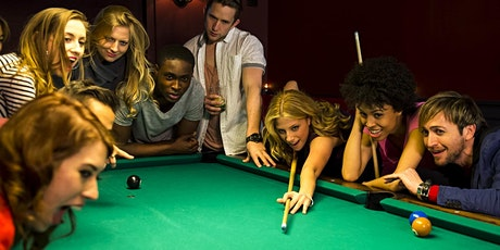 Let's Play Pool & Make New Friends! at Society Billiards and Bar 2020 tickets
