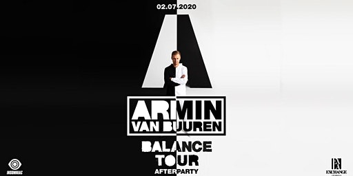 Armin van Buuren Afterparty