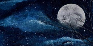 A Full Snow Moon Practice and Sound Healing
